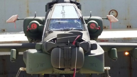 AH-64E Guardian TNI AD dikirim ke Indonesia (29-03) (Instagram Skuadron 11 Penerbad) 4E