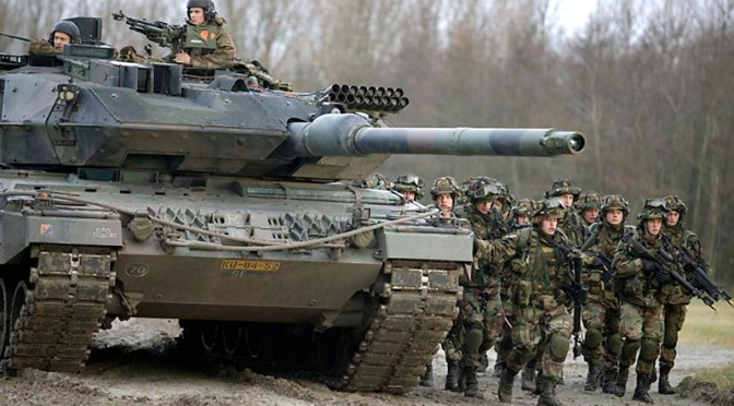 Belanda Transfer Leopard 2 Terakhirnya ke Finlandia