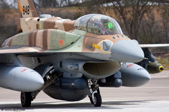 Kroasia Akan Beli 12 Unit Jet Tempur F-16 milik Israel