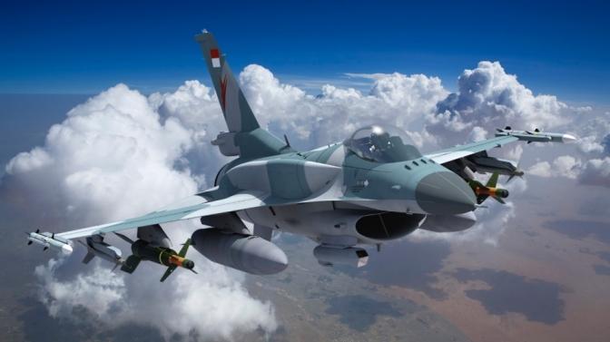 Pesawat Tempur F-16V Block 72