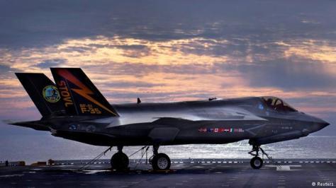 F-35 B (Reuters)
