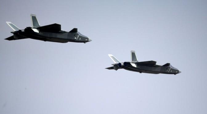 Militer India Klaim Sangat Mudah Lacak J-20 China
