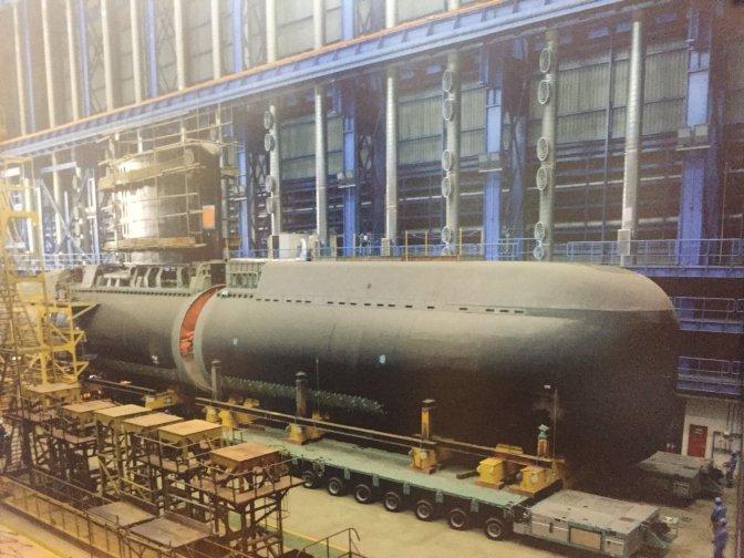 PT PAL Sedang Membahas Kontrak Pembangunan Tiga Kapal Selam Baru dengan TNI AL