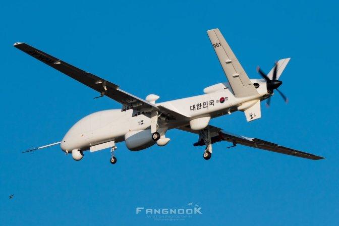 Korea Selatan Menguji Prototipe Pertama 'Long-Range Unmanned Aerial Vehicle'