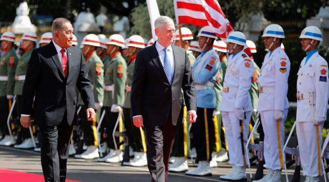 Menteri Pertahanan Ingin 200 Juta Orang Ikut Program Bela Negara