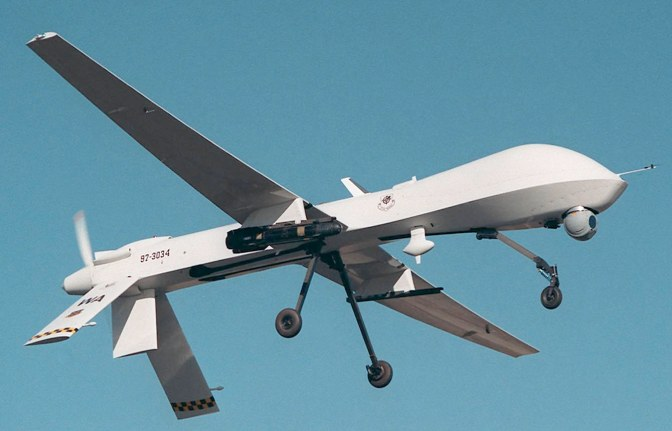 Trump Tingkatkan Ekspor Drone Mematikan ke Lebih Banyak Sekutu AS