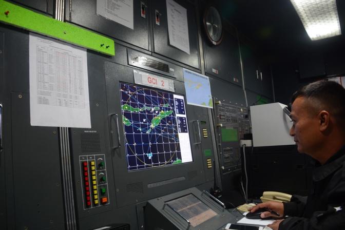 Satrad 226 Buraen Miliki Kemampuan Early Warning dan Ground Control Interception