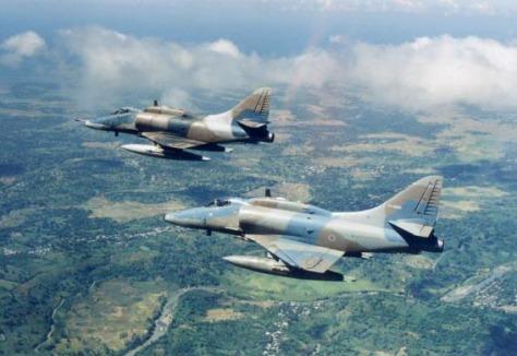 A-4 TNI-AU