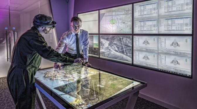 BAE Tawarkan 'Sceptre' sebagai Alat Manajemen Misi Pilihan untuk Typhoon dan Jet Tempur Lainnya