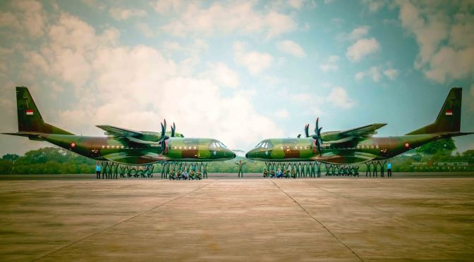 Rakor Technical Coordination Program Pesawat CN-235 dan CN-295