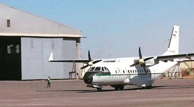 PTDI Tandatangani Kerangka Kesepakatan Penjualan CN-235 dan NC-212