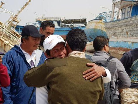 Disandera sekitar enam bulan oleh kelompok milisi bersenjata di Benghazi, Libya, enam orang WNI akhirnya berhasil dibebaskan setelah melalui perundingan alot yang memakan waktu sekitar t