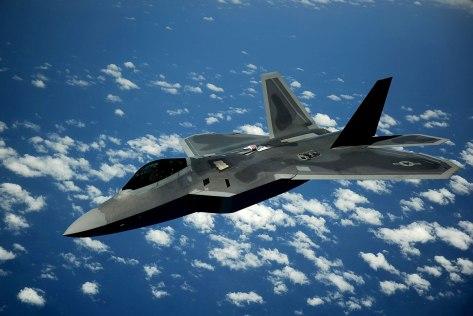 F-22 Raptor (Military)