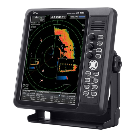 Icom Marine Radars MR-1210TIII