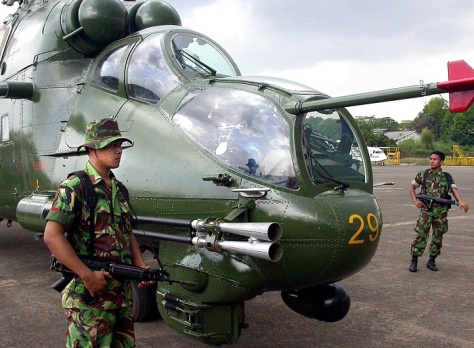 INDONESIA-ARMY-RUSSIA-MI2