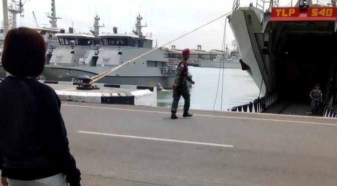 Kepulauan Talaud Butuh Kapal Perang Ukuran Besar