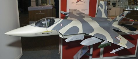 KF-X fighter (IHS) 2