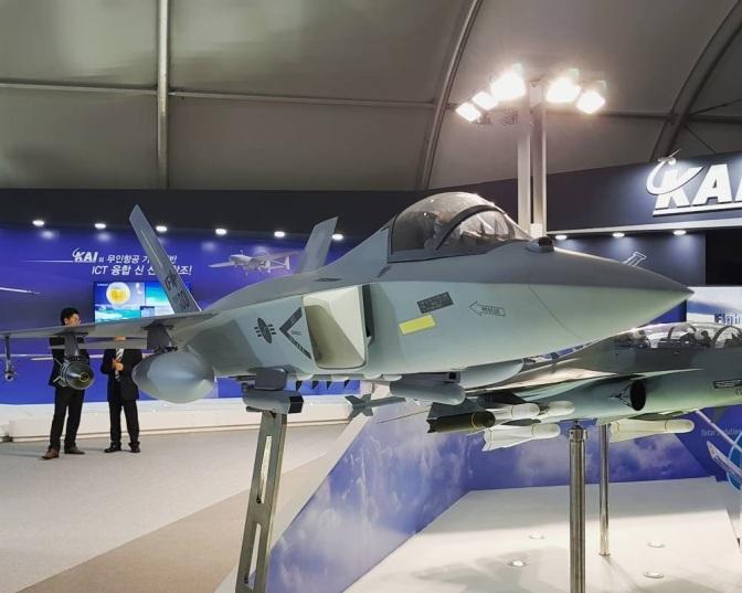 Pemerintah RI Renegosiasi Proyek Jet Tempur KF-X/ IF-X dengan Korea Selatan