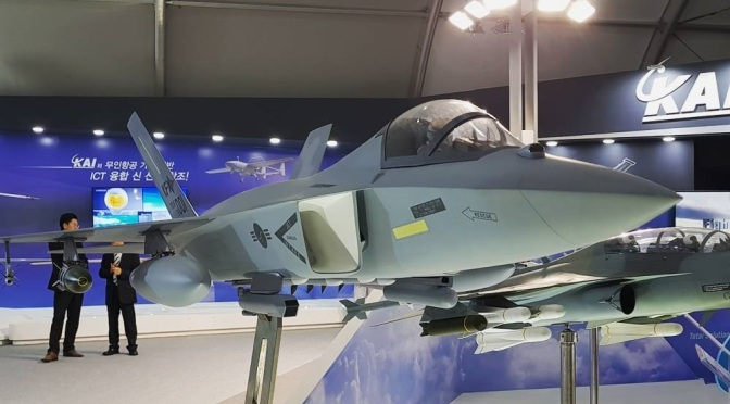 Pejabat Kemenhan Sebut Ada Keterlambatan Pembuatan Jet Tempur KF-X/ IF-X