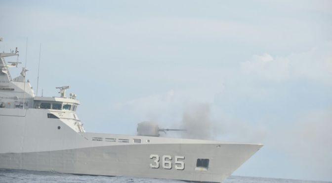 KRI DPN-365 dan KRI SIM-367 Siap Bergabung Dalam Eagle Indopura 2018