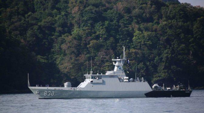 Senegal Berminat Beli Kapal Patroli 60 Meter dari Indonesia
