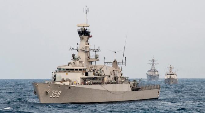 Tawaran Inggris Kembangkan Kemitraan dalam Pembangunan Fregat dan Sistem Pertahanan Pantai