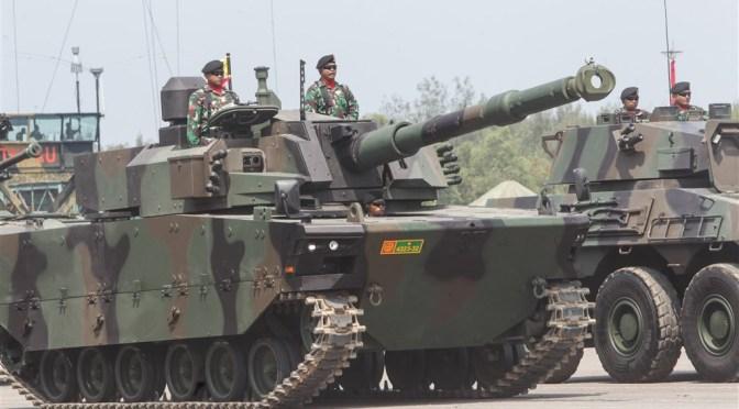 Indonesia Bersaing dengan Korea Selatan Jual Medium Tank ke Filipina