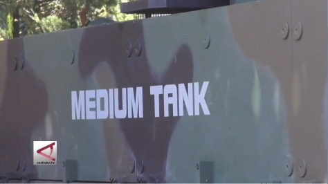 Medium Tank PT Pindad (3004) 1