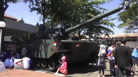 Medium Tank PT Pindad (3004)