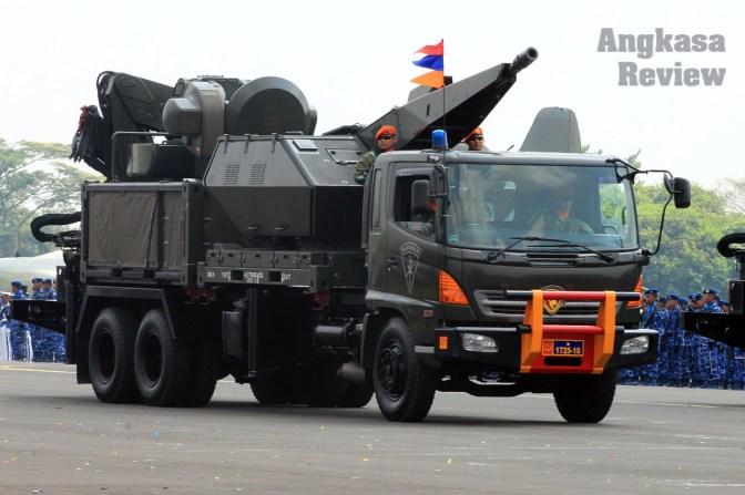 Rheinmetall Pasok Sistem Pertahanan Udara Skyshield untuk Pelanggan Asia