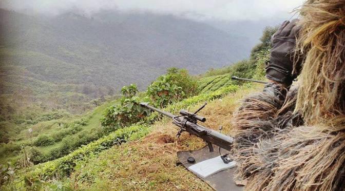 TNI – Polri Buru Sisa Teroris Kelompok Santoso