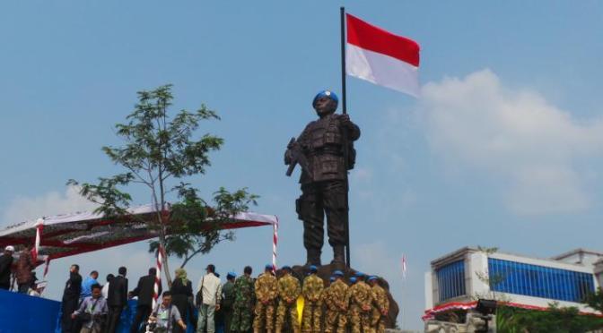 Indonesia Tawarkan Pusat Misi Perdamaian di Sentul Sebagai Hub Pelatihan Kawasan