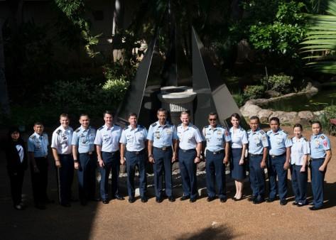 Pembicaraan Penerbang AS - Indonesia Tingkatkan Interoperabilitas