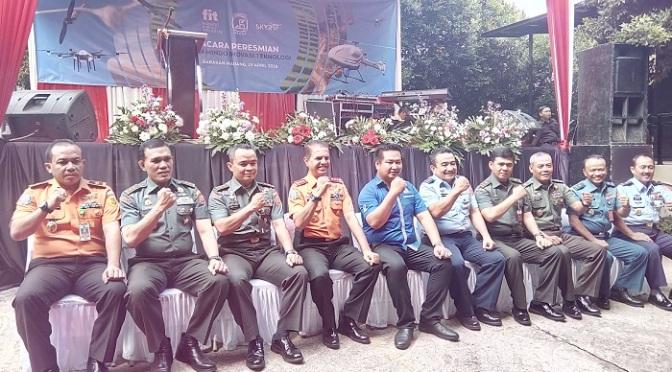Pabrik Pengembangan Teknologi Drone Pertama di Asia Tenggara Gandeng TNI hingga BIN