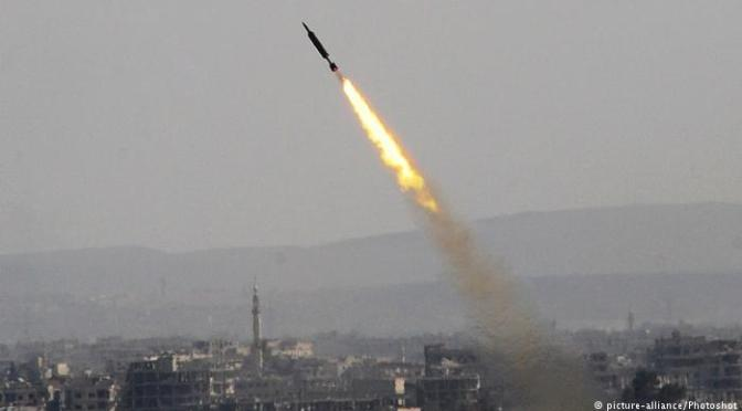 Suriah dan Rusia Tuding Israel Lakukan Serangan Rudal ke Bandara di Homs