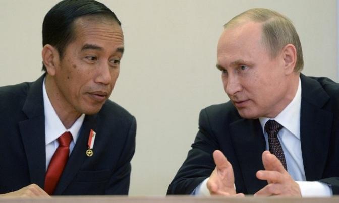 Rusia Pererat Kerjasama dengan Indonesia, Dua Unit Su-35 Telah Dikirim