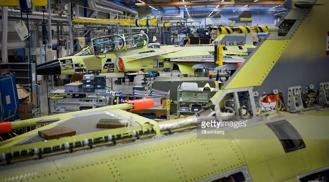 India Mengeluarkan RFI untuk 110 Unit Pesawat Tempur