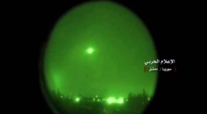 Rusia Klaim Sebagian Besar Serangan Rudal ke Suriah Berhasil Ditangkis, Amerika Membantah!