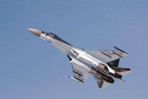 Su-35 (Jane)
