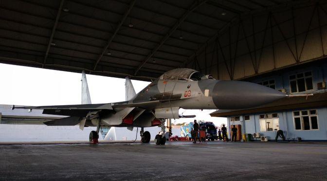 Komandan Lanud Iswahjudi Berharap Su-35 Tiba Tahun 2019