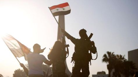 Suriah (Reuters)