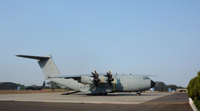 Airbus Tunggu Kontrak Dua Unit A400M dari Indonesia