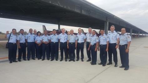 Angkatan Udara Indonesia dan Australia Tingkatkan Keselamatan dan Kelaikan Penerbangan 1
