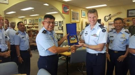 Angkatan Udara Indonesia dan Australia Tingkatkan Keselamatan dan Kelaikan Penerbangan