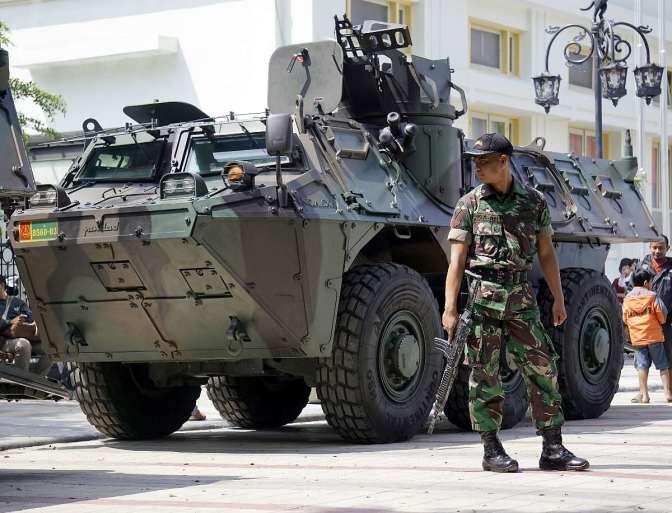 Brunei Berencana Beli 45 Unit Anoa Buatan Pindad