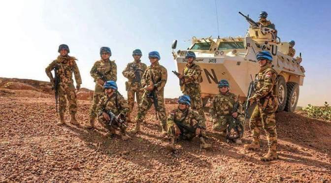 80 Unit Panser Anoa Digunakan dalam Misi Perdamaian PBB