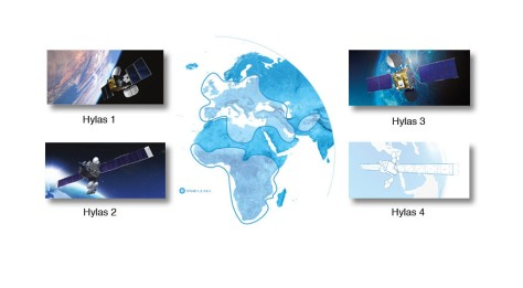Avanti Hylas Coverage (Space News)