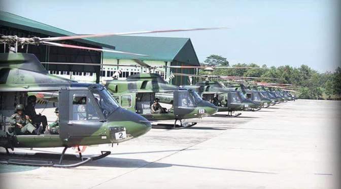AD Bakal Bangun Skadron Penerbad di Bandara Tebelian Sintang