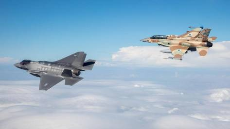 F-35 Adir (The Drive)