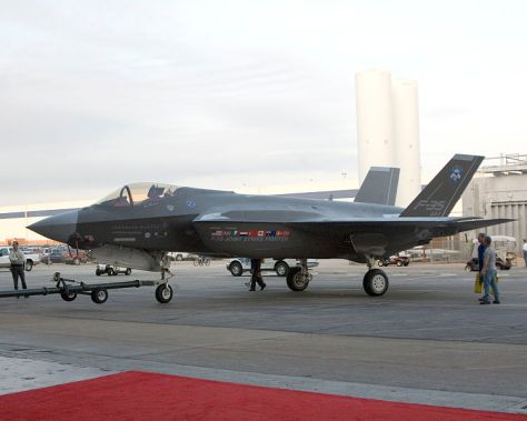 F-35A (Airforce Technology)